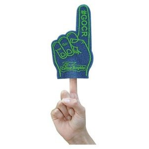 "6.5"" #1 Foam Finger Mitt"
